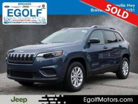 2020 Jeep Cherokee Latitude for Sale  - 21944  - Egolf Motors