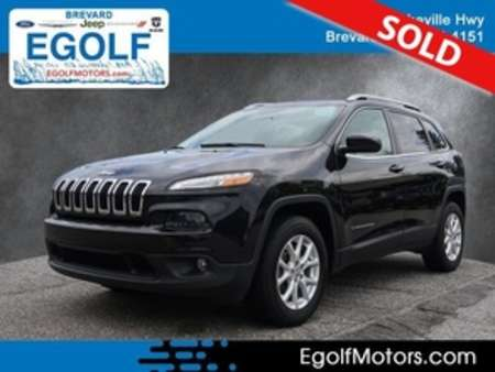 2016 Jeep Cherokee Latitude 4WD for Sale  - 10820  - Egolf Motors