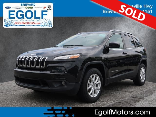 2016 Jeep Cherokee  - Egolf Motors