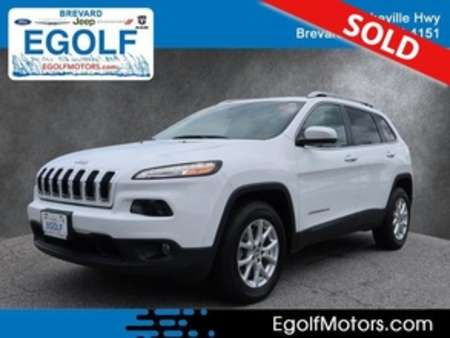 2016 Jeep Cherokee Latitude 4WD for Sale  - 82320  - Egolf Motors