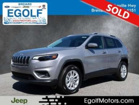 2019 Jeep Cherokee Latitude for Sale  - 21760  - Egolf Motors