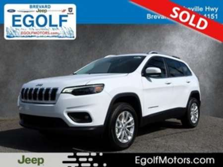 2019 Jeep Cherokee Latitude for Sale  - 21752  - Egolf Motors