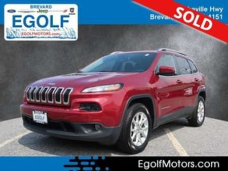 2016 Jeep Cherokee Latitude 4WD for Sale  - 21706A  - Egolf Motors