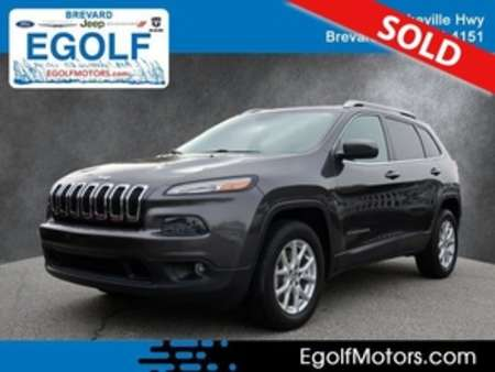 2014 Jeep Cherokee Latitude 4x4 4WD for Sale  - 4939A  - Egolf Motors