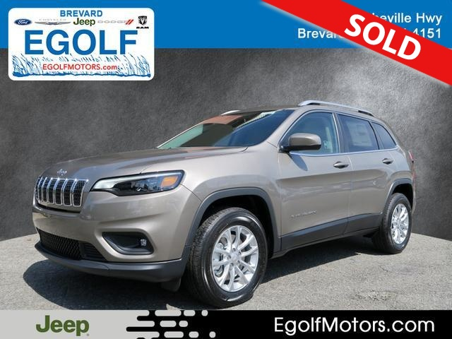 2019 Jeep Cherokee  - Egolf Motors