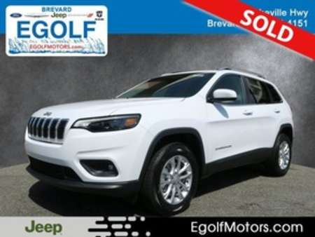 2019 Jeep Cherokee Latitude for Sale  - 21634  - Egolf Motors