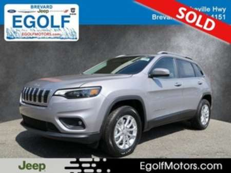 2019 Jeep Cherokee Latitude for Sale  - 21638  - Egolf Motors