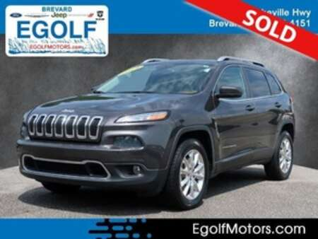 2014 Jeep Cherokee Limited 4WD for Sale  - 5251A  - Egolf Motors