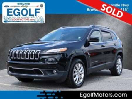 2016 Jeep Cherokee Limited 4WD for Sale  - 11004A  - Egolf Motors