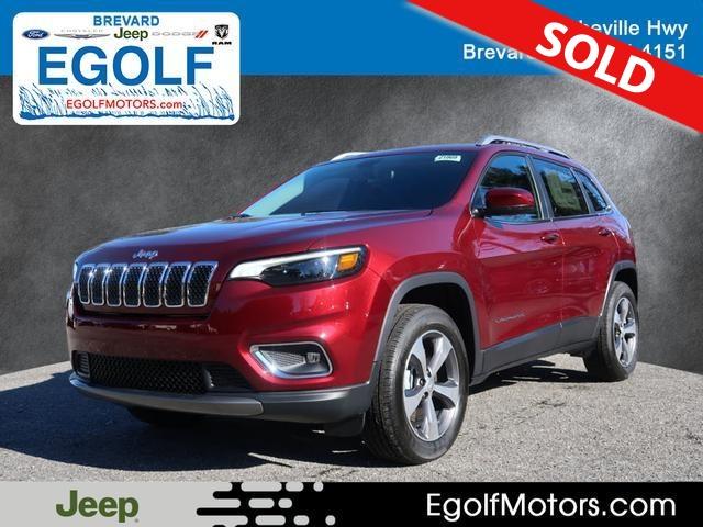 2020 Jeep Cherokee  - Egolf Motors
