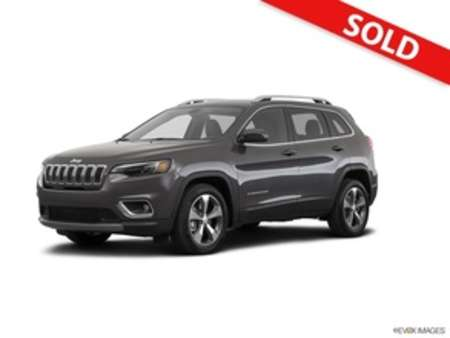 2020 Jeep Cherokee LIMITED 4X4 for Sale  - 21939  - Egolf Motors