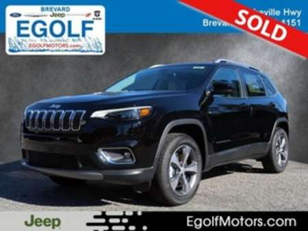 2020 Jeep Cherokee Limited for Sale  - 21861  - Egolf Motors
