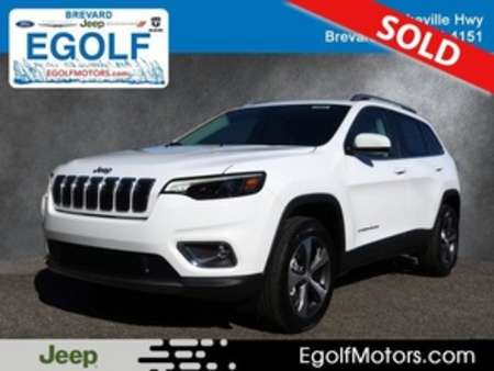 2020 Jeep Cherokee Limited for Sale  - 21865  - Egolf Motors