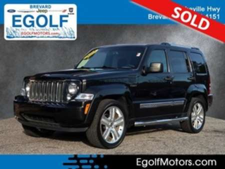 2012 Jeep Liberty Limited Jet Edition 4x4 4WD for Sale  - 21800A  - Egolf Motors
