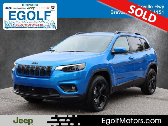 2021 Jeep Cherokee  - Egolf Motors