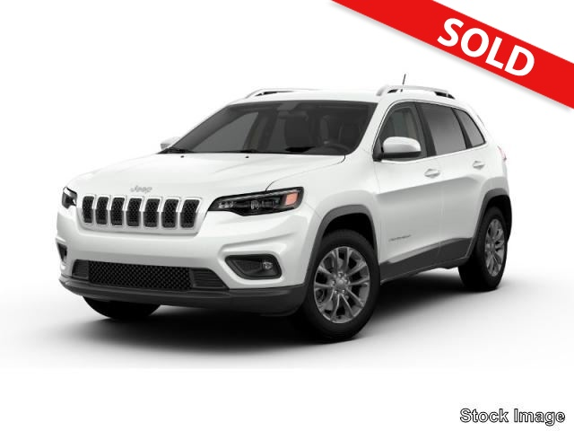 2020 Jeep Cherokee  - Egolf Motors