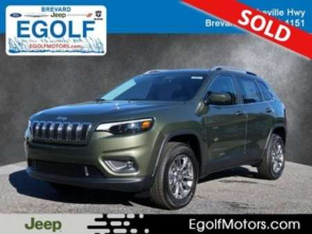 2020 Jeep Cherokee Latitude Plus for Sale  - 21833  - Egolf Motors