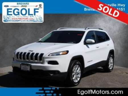 2018 Jeep Cherokee Latitude Plus for Sale  - 82504  - Egolf Motors