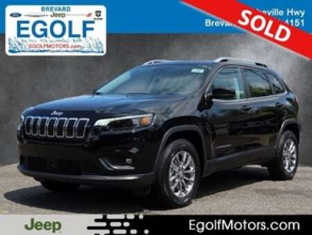 2020 Jeep Cherokee Latitude Plus for Sale  - 21964  - Egolf Motors