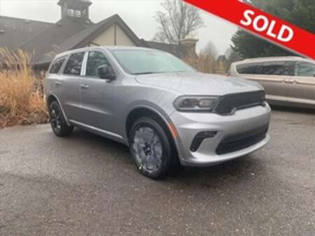 2021 Dodge Durango SXT PLUS AWD for Sale  - 22063  - Egolf Motors