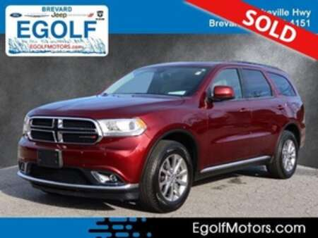 2017 Dodge Durango SXT AWD for Sale  - 22024A  - Egolf Motors
