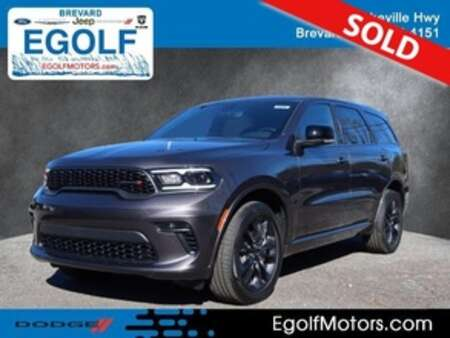 2021 Dodge Durango GT PLUS AWD for Sale  - 22055  - Egolf Motors