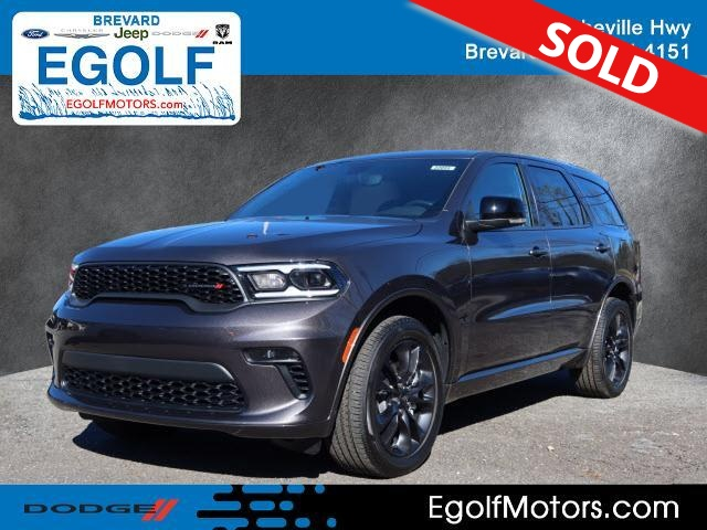 2021 Dodge Durango  - Egolf Motors