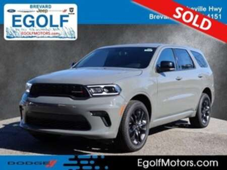 2021 Dodge Durango GT PLUS AWD for Sale  - 22054  - Egolf Motors