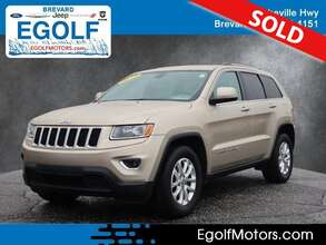 2014 Jeep Grand Cherokee Lare