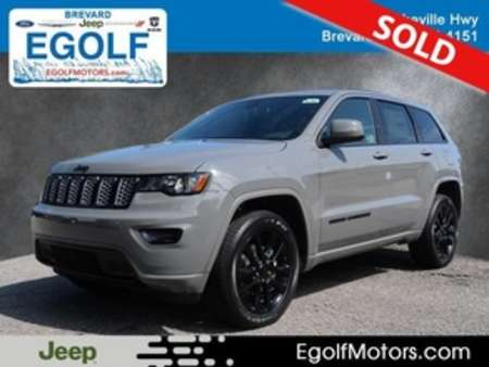 2020 Jeep Grand Cherokee Altitude for Sale  - 21791  - Egolf Motors
