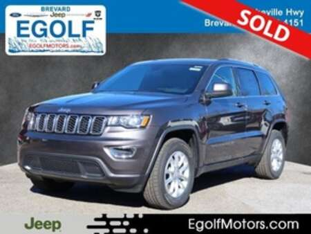2021 Jeep Grand Cherokee LAREDO E 4X4 for Sale  - 22009  - Egolf Motors