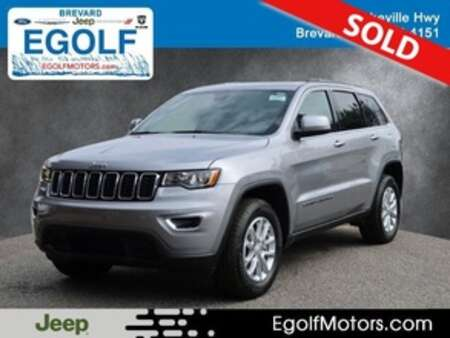 2021 Jeep Grand Cherokee LAREDO X 4X4 for Sale  - 22065  - Egolf Motors