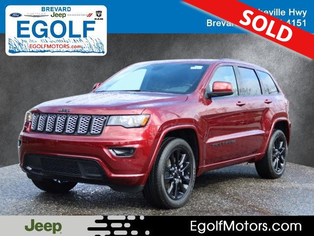 2021 Jeep Grand Cherokee  - Egolf Motors
