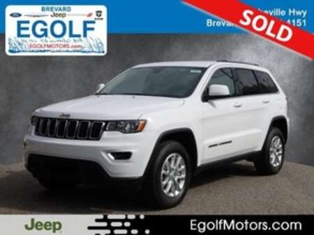 2021 Jeep Grand Cherokee LAREDO E 4X4 for Sale  - 22068  - Egolf Motors
