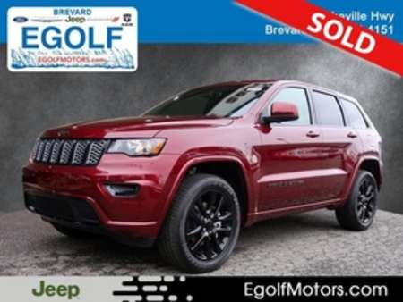 2019 Jeep Grand Cherokee Altitude for Sale  - 21730  - Egolf Motors