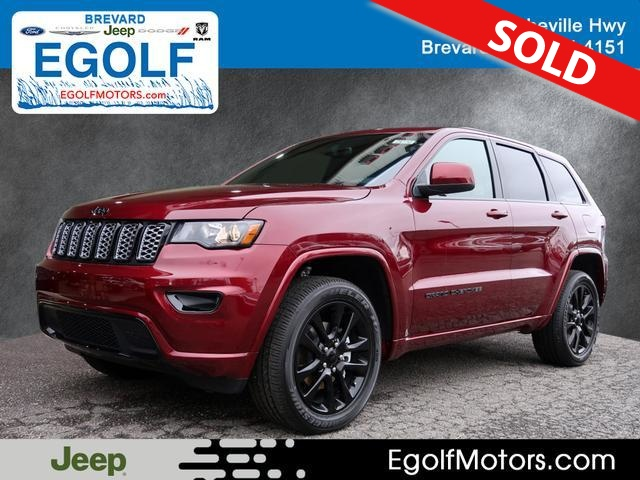 2019 Jeep Grand Cherokee  - Egolf Motors