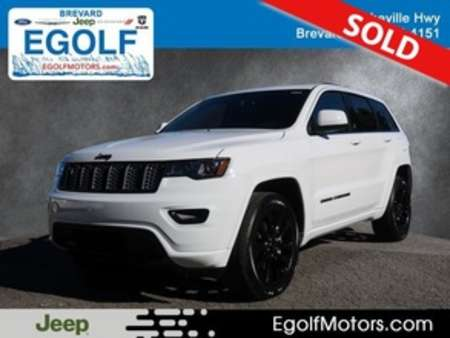 2020 Jeep Grand Cherokee Laredo for Sale  - 21852  - Egolf Motors