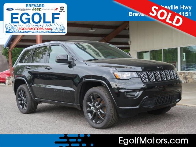 2021 Jeep Grand Cherokee  - Egolf Motors