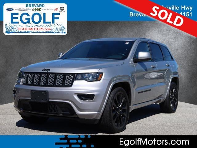 2017 Jeep Grand Cherokee  - Egolf Motors
