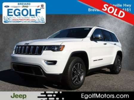 2020 Jeep Grand Cherokee LIMITED 4X4 for Sale  - 21836  - Egolf Motors