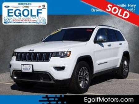 2020 Jeep Grand Cherokee Limited for Sale  - 82435  - Egolf Motors
