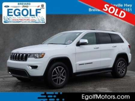 2020 Jeep Grand Cherokee LIMITED 4X4 for Sale  - 21951  - Egolf Motors