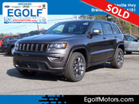 2021 Jeep Grand Cherokee 80TH ANNIVERSARY 4X4 for Sale  - 22021  - Egolf Motors