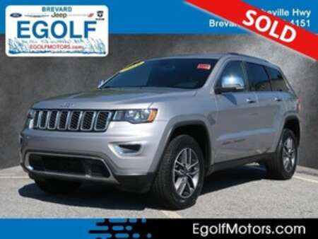 2019 Jeep Grand Cherokee Limited for Sale  - 82419  - Egolf Motors