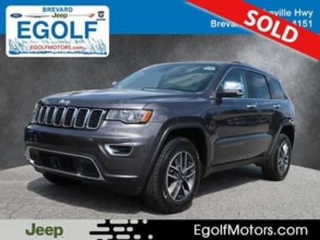 2020 Jeep Grand Cherokee Limited for Sale  - 21798  - Egolf Motors