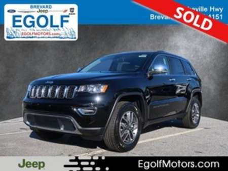2020 Jeep Grand Cherokee Limited for Sale  - 21834  - Egolf Motors