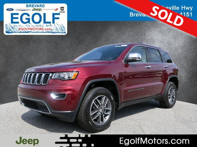 2018 Jeep Grand Cherokee  - Egolf Motors