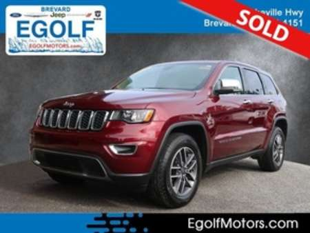 2019 Jeep Grand Cherokee Limited for Sale  - 82380  - Egolf Motors
