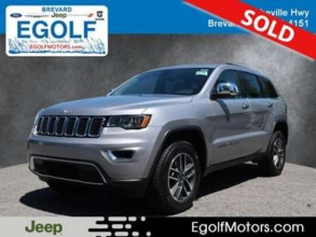 2020 Jeep Grand Cherokee Limited for Sale  - 21792  - Egolf Motors