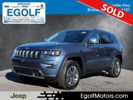 2020 Jeep Grand Cherokee LIMITED 4X4 for Sale  - 21827  - Egolf Motors